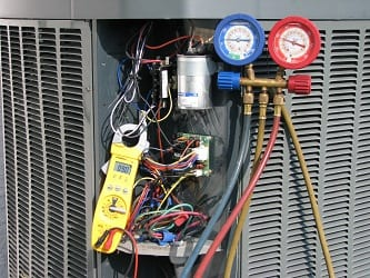 Air conditioning unit, air conditioning in Nashville, TN and Franklin, TN, air conditioning service, central air conditioning, HVAC and AC installation, repair and maintenance.