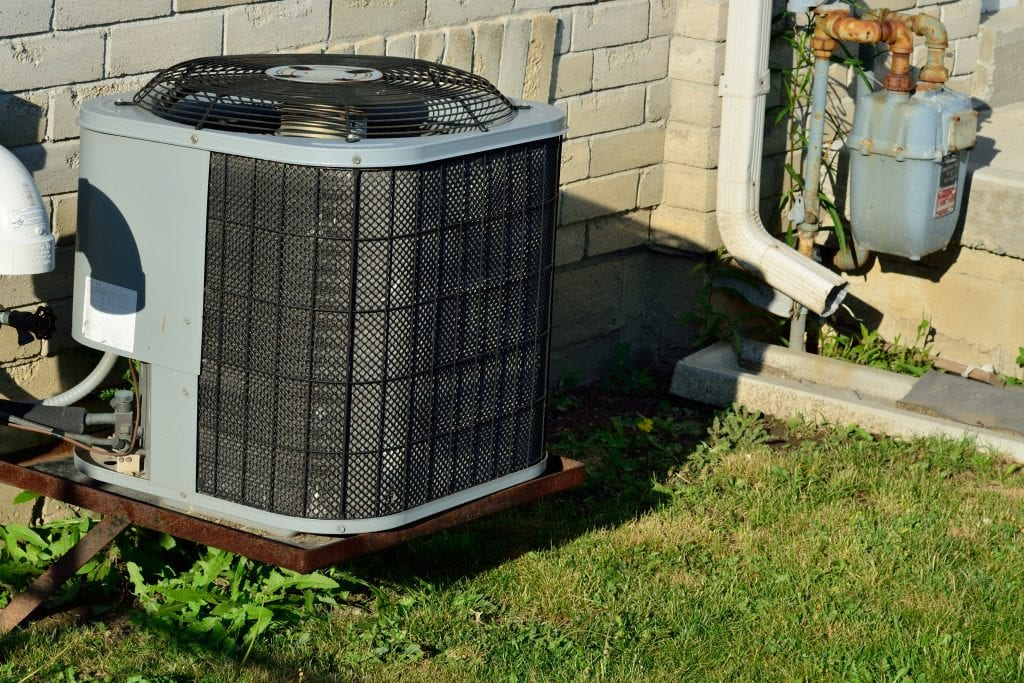 Air conditioner, AC in Nashville, TN and Middle Tennessee, air conditioning service, central air conditioning, heating and HVAC, call Mid-State.