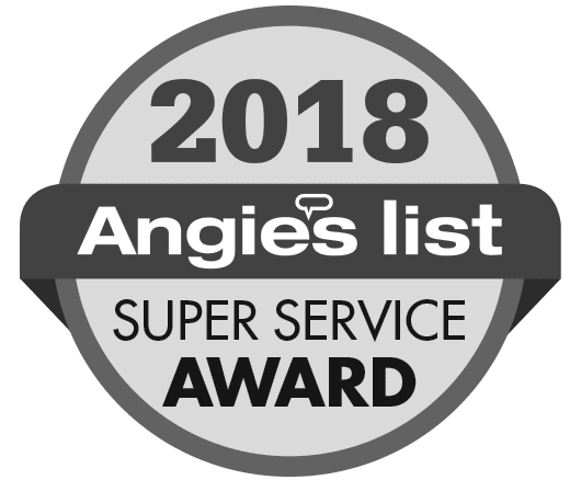 Angie's List Super Service Award, for air conditioning in Nashville, TN and Clarksville, TN, call today, we do HVAC and plumbing services too at Mid-State!