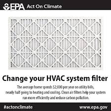 Air filters to achieve Healthy Air